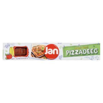 Pizzadeeg met tomatensaus (600g)