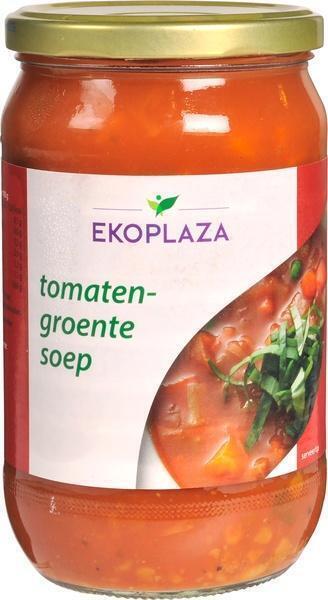 Tomatengroentensoep (pot, 0.72L)