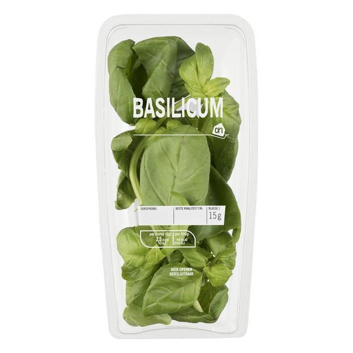 AH Verse basilicum (15g)