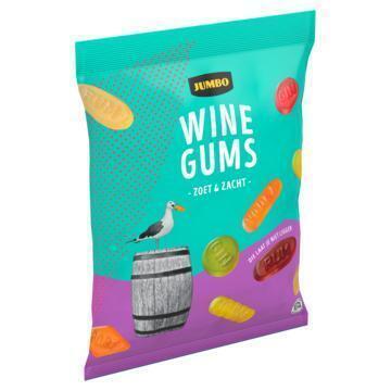 Jumbo Winegums Zoet & Zacht 500g (500g)
