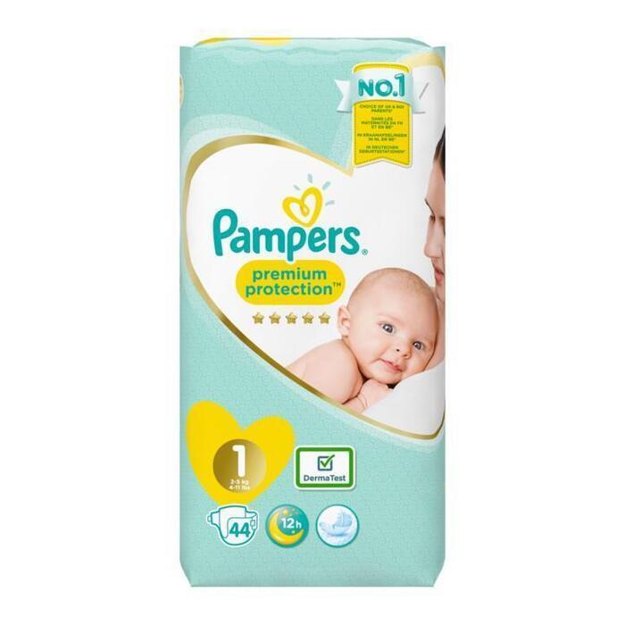 Luiers Pampers New Baby Maat 1  PAK