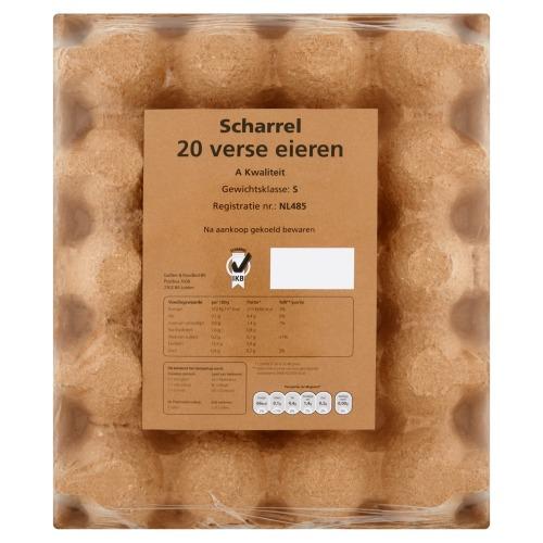 G&R scharrel eierenS 20 stuks
