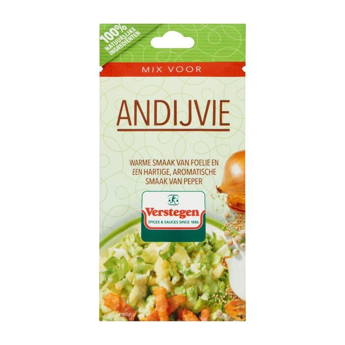 Verstegen Mix voor Andijvie 10 g (20g)