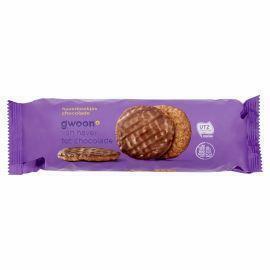 g'woon Havermoutkoekjes melkchocolade (300g)