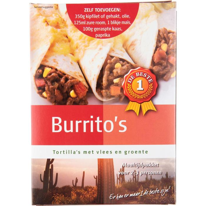 Mexicaanse burritos