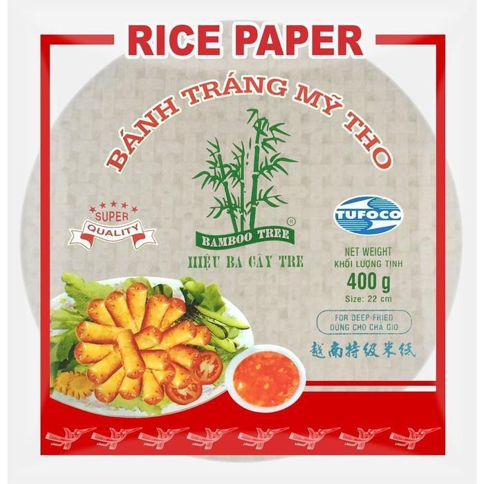 Rice Paper 22 cm. (springroll) (400g)