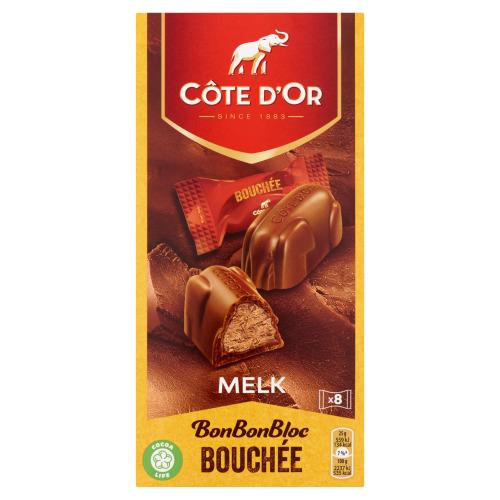 BonBonBloc Bouchée melk (25g)