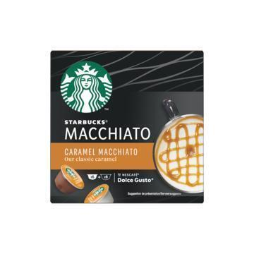 Starbucks® Caramel Macchiato by Nescafé® Dolce Gusto® 12 Capsules (128g)