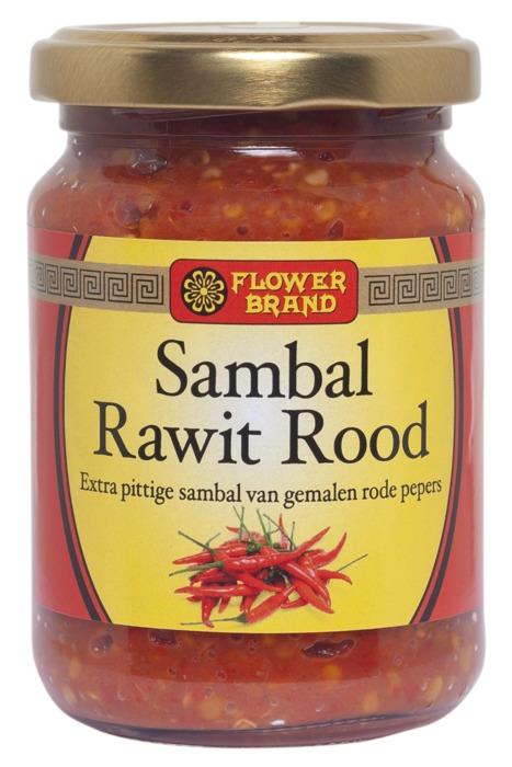 Flowerbrand rawit rood pot 200 g (200g)