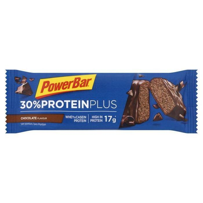 Powerbar 30% Protein plus chocolate (55g)