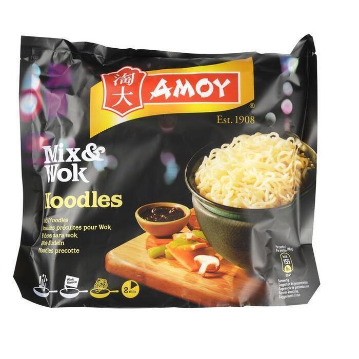 Mix & Wok Noodles (zak, 2 × 150g)