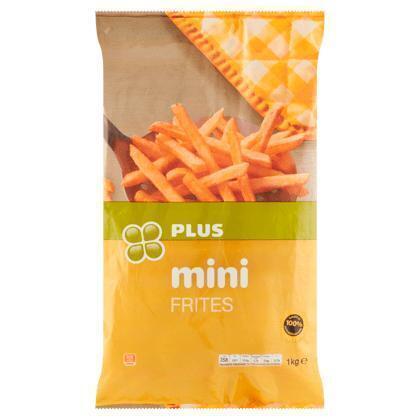 Plus Mini Frites 1 kg (1g)