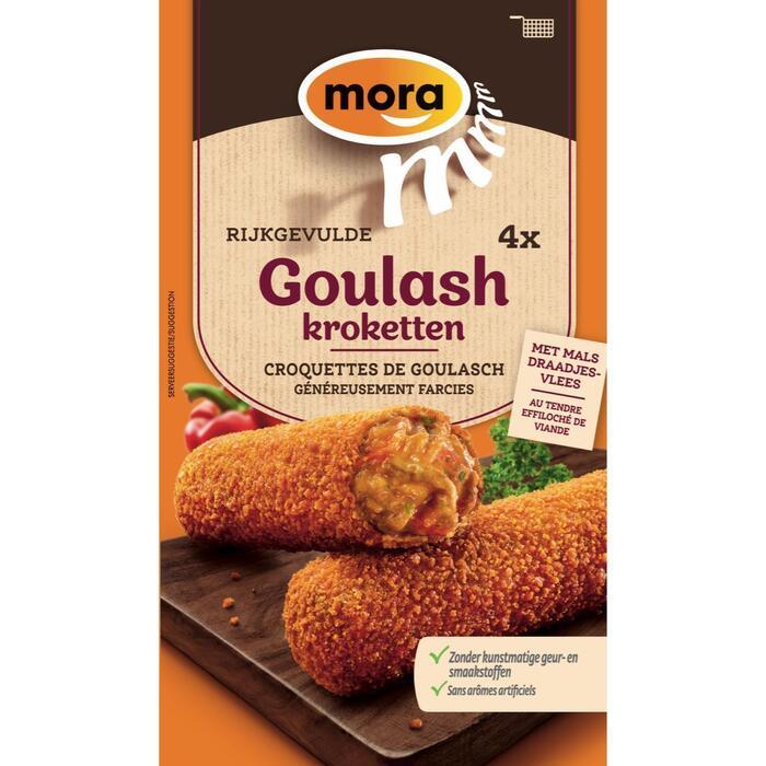Goulashkroket (doos, 4 × 300g)