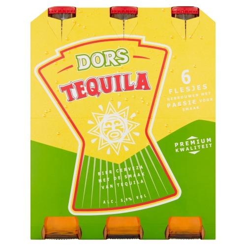 Jumbo Dors Tequila Flessen 6 x 33cl (6 × 33cl)