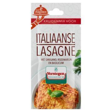 Verstegen Kruidenmix voor Italiaanse Lasagne 15 g (15g)