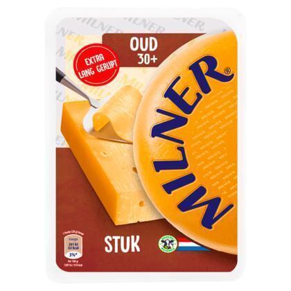 Milner Oud 30+ stuk (390g)