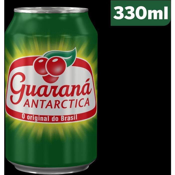 Guaraná Antarctica (blik, 33cl)