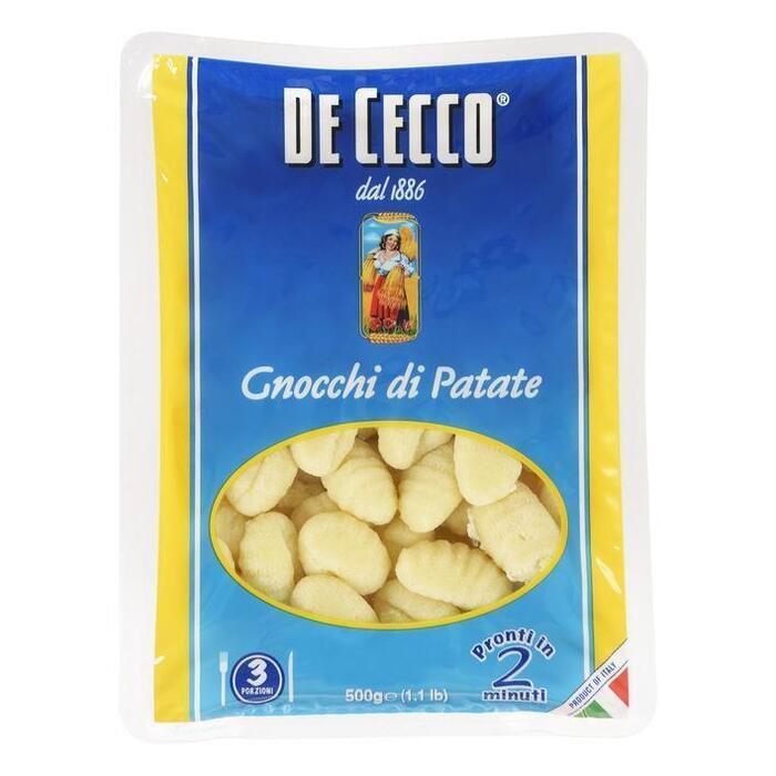 Gnocchi di Patate (zak, 500g)