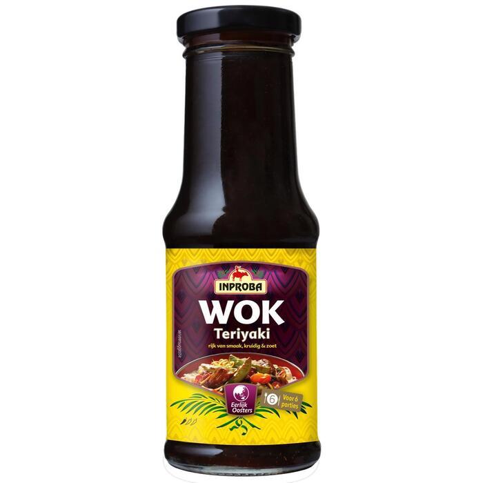 Inproba Teriyaki Woksaus 200 ml (175ml)