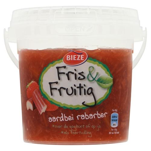 Bieze Fris & Fruitig Aardb (500g)
