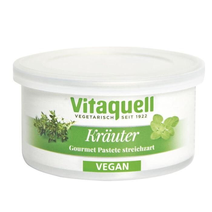 Vitaquell Vegan Kruiden Spread 125 g (125g)