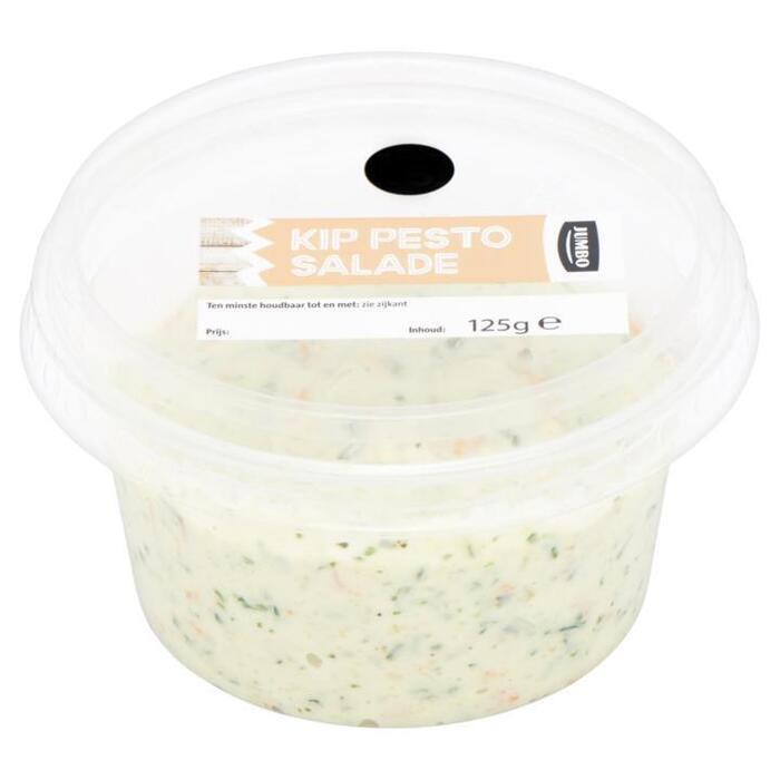 Jumbo Kip Pesto Salade 125g (125g)