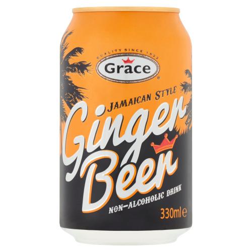 Grace Ginger beer (33cl)