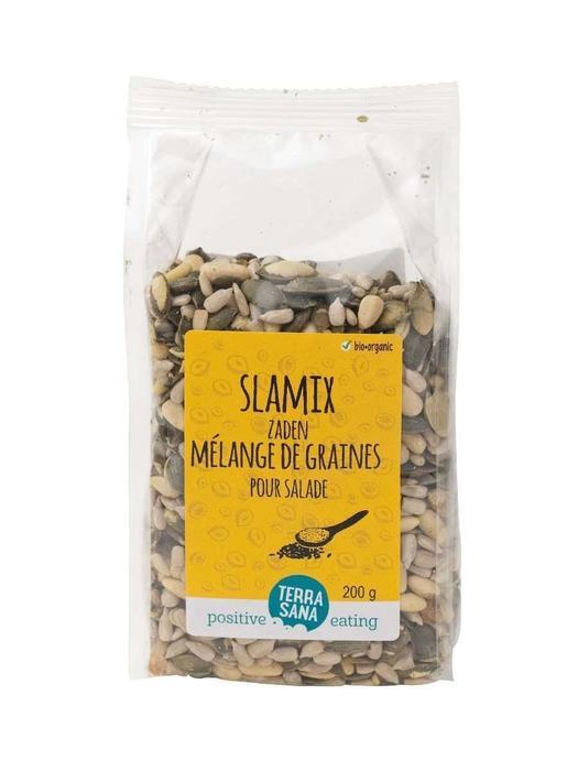 Slamix Zaden (ready to eat) TerraSana 200g (200g)
