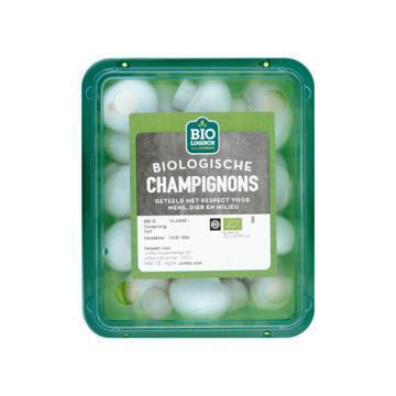 Jumbo Champignons Biologisch 250g (250g)