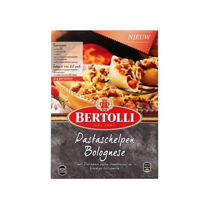 Pastaschelpen Bolognese (291g)