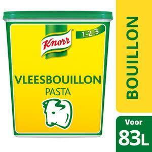 Knorr Bouillon Pasta Vlees 1.5Kg 6X (6 × 1.5kg)