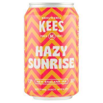 Brouwerij Kees Hazy Sunrise (33cl)