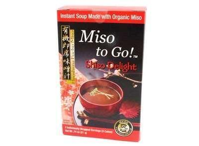 Miso to GO Shiso Delight (blokje) Muso 21g (21g)