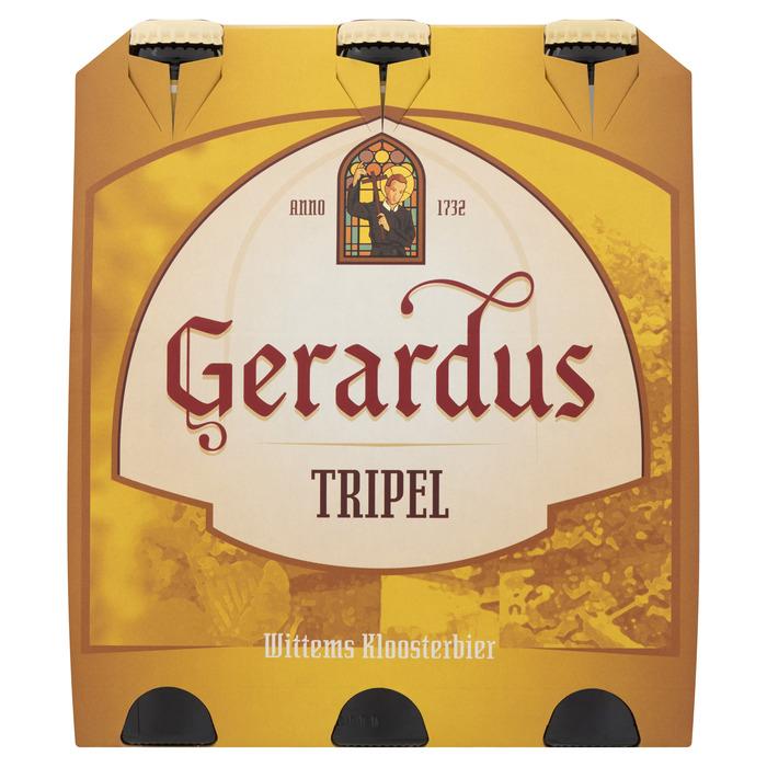 Tripel bier (glazen fles, 6 × 30cl)