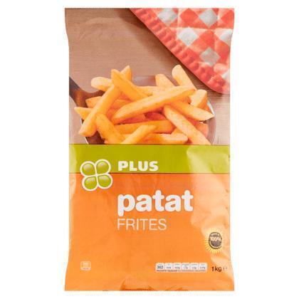Plus Patat Frites 1 kg (1g)