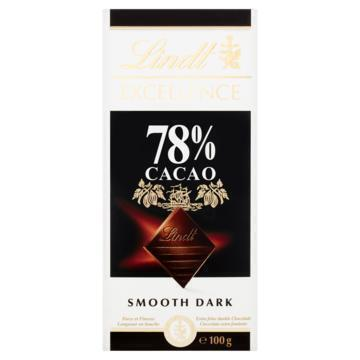 Lindt Excellence 78% (100g)