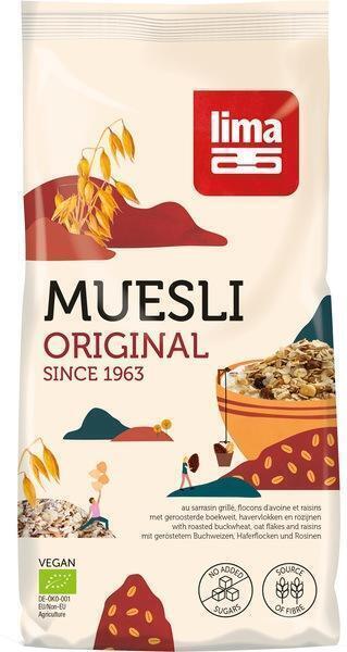 Original Muesli (zak, 1kg)