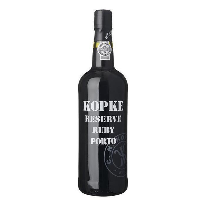 Reserve Ruby Port (fles, 0.75L)