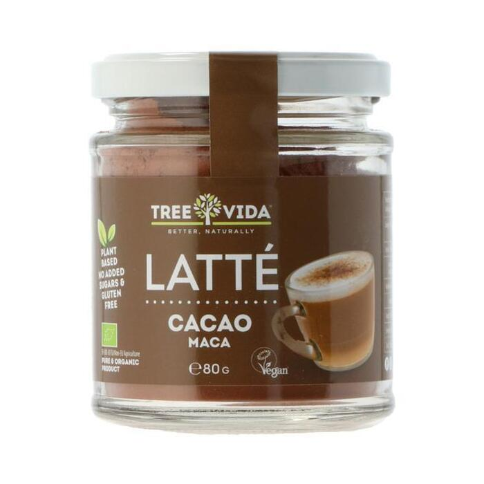 Tree vida Cacao maca superfood bio (80g)
