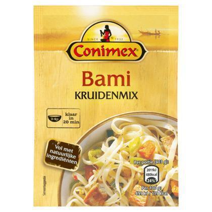 Conimex Kruidenmix voor bami (22g)