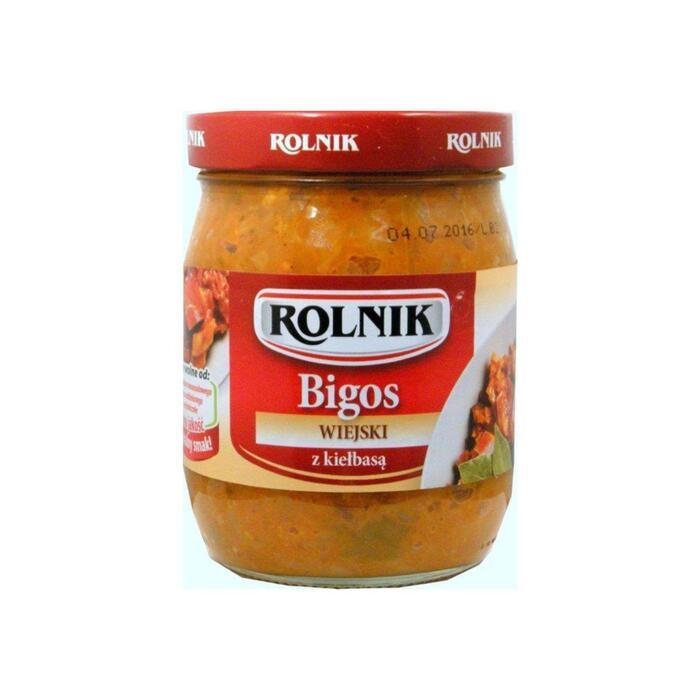 Rolnik Zuurkool Met Vlees (0.55L)
