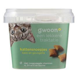 g'woon Kattensnoepjes kaas en gevolgelte (75g)