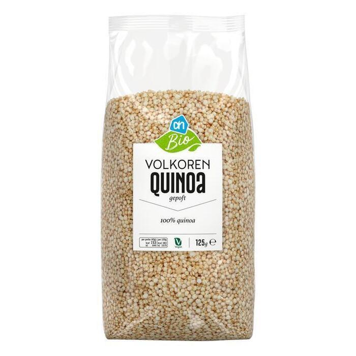 AH 100% quinoa gepoft (125g)