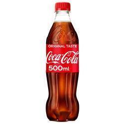 Cola 24 x 500 ml (fles, 0.5L)