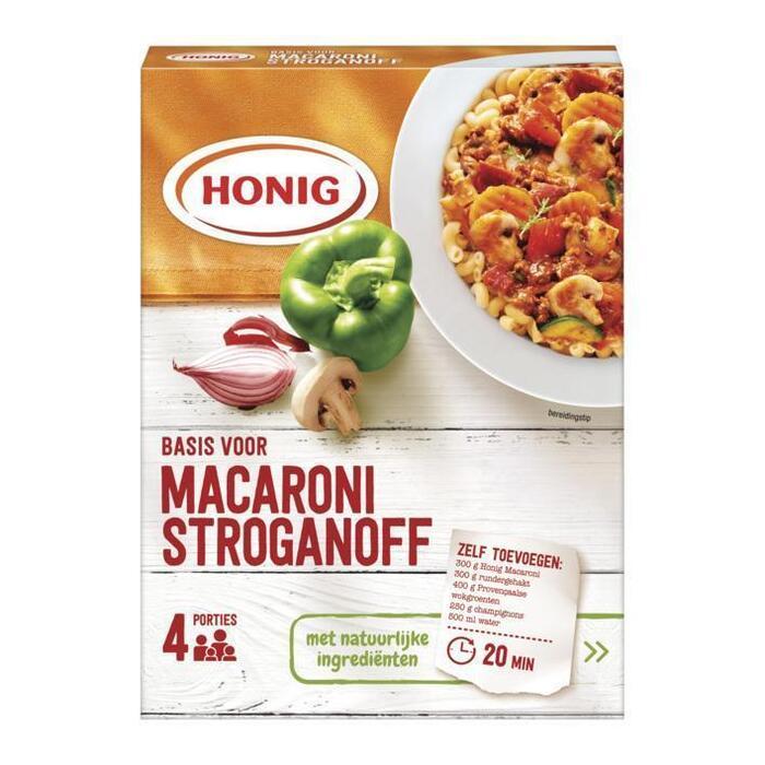 Mix voor macaronisaus stroganoff (663g)
