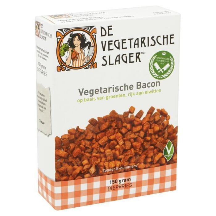 Speckjes Gerookt, op basis van groenten (doos, 150g)
