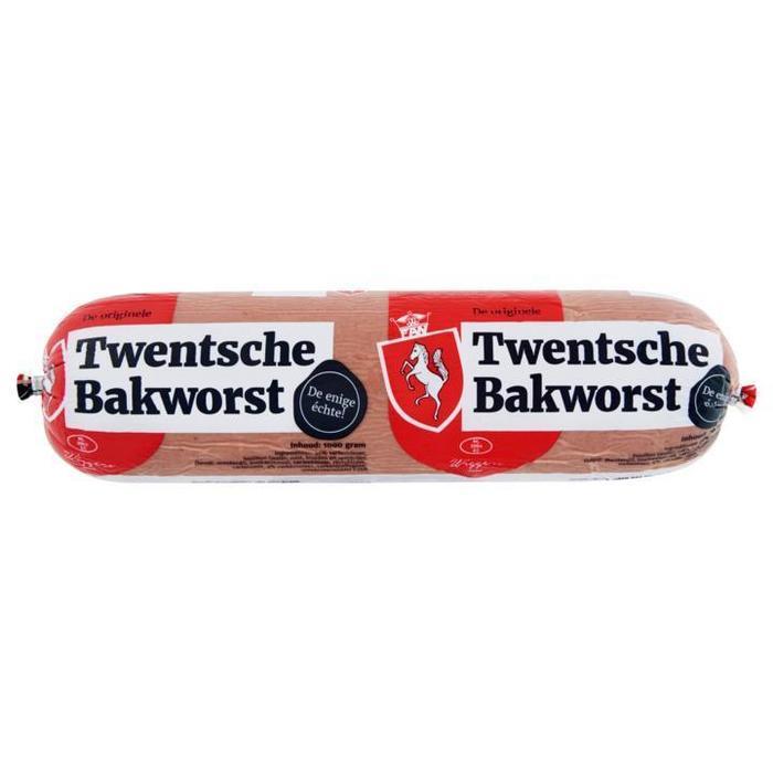 Bakleverworst (plastic folie, 1kg)