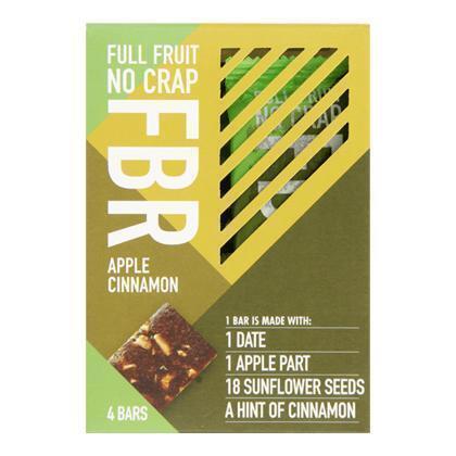 FBR Apple cinnamon (4 × 30g)