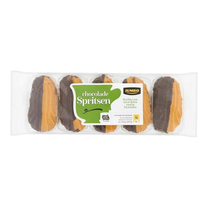Jumbo Chocolade Spritsen 200g (200g)