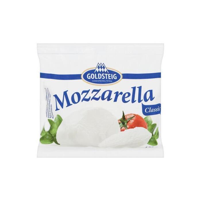 Mozzarella (zak, 220g)